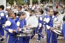 Desfile de Bandas e Fanfarras